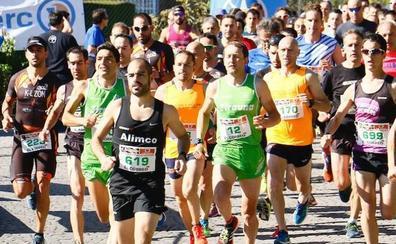 800 atletas populares se preparan para la Vitoria-Estíbaliz