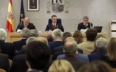 La Audiencia Nacional se inclina por condenar al PP por el 'caso Gürtel'