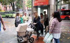 Cruz Roja presta artículos de bebés a familias en riesgo de vulnerabilidad