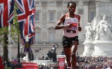 Duelo entre tres mitos por la corona del maratón