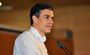 Pedro Sánchez: «Es el gran paso hacia la paz definitiva»