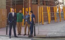 Sestao inicia la rehabilitación de las fachadas del Patronato