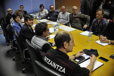 Preacuerdo entre el Departamento de Seguridad y la mayoría sindical en la Ertzainza