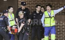El presunto homicida de las dos mujeres asesinadas en Vitoria recibe el alta hospitalaria y declarará este lunes