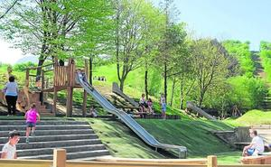 Durango abre el primer parque que fomenta la igualdad