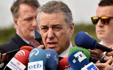 Urkullu insiste en pedir a ETA que reconozca el daño causado «a todas las víctimas»