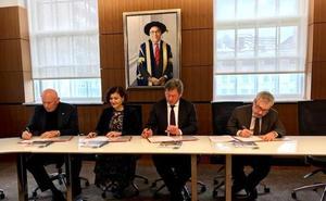El Gobierno vasco impulsa una cátedra en Quebec con el centro de estudios de Ibarretxe