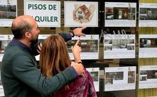 La escasez de oferta y los pisos turísticos disparan el precio del alquiler en Bilbao