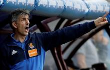 Málaga-Real Sociedad, en directo