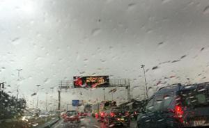 Las intensas lluvias y el granizo regresan a Euskadi y despiden una semana veraniega