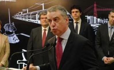 Urkullu reclama participar de forma «directa» en la gestión de los aeropuertos vascos