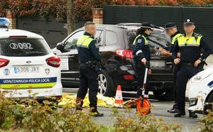 Fallece un hombre de 77 años tras ser atropellado por un autobús en Vitoria