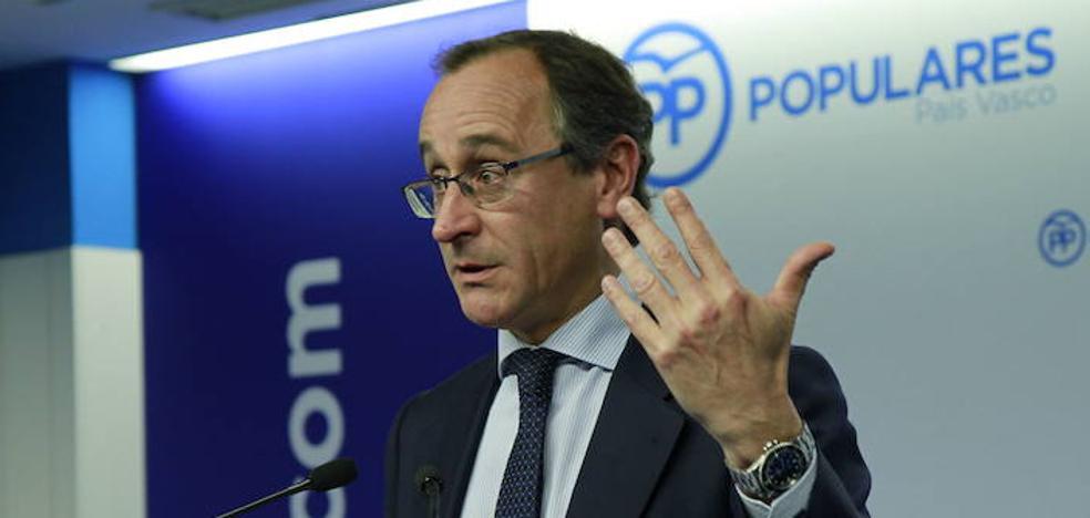 Alonso, sobre el cargo del PP expulsado por ofrecer dinero a menores por fotos sexuales: «Es una manzana podrida»