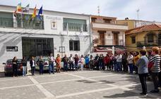 La localidad cacereña de Deleitosa recuerda a las víctimas del doble asesinato de Vitoria