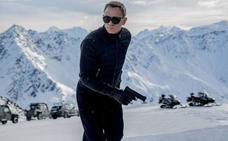 Un bebé para el Agente 007