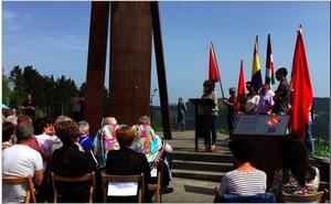 Elorrio recuerda a los 44 muertos en la batalla de Intxorta