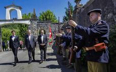 Una escultura de 3 metros homenajeará a los gudaris del bombardeo en Gernika