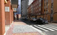Barakaldo invierte 60.400 euros en la reforma integral de una calle en Cruces