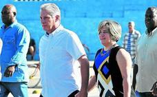 Cuba recupera a su primera dama