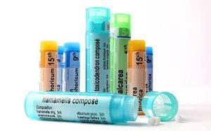 Sanidad retirará los productos homeopáticos que en tres meses no pasen el control de calidad