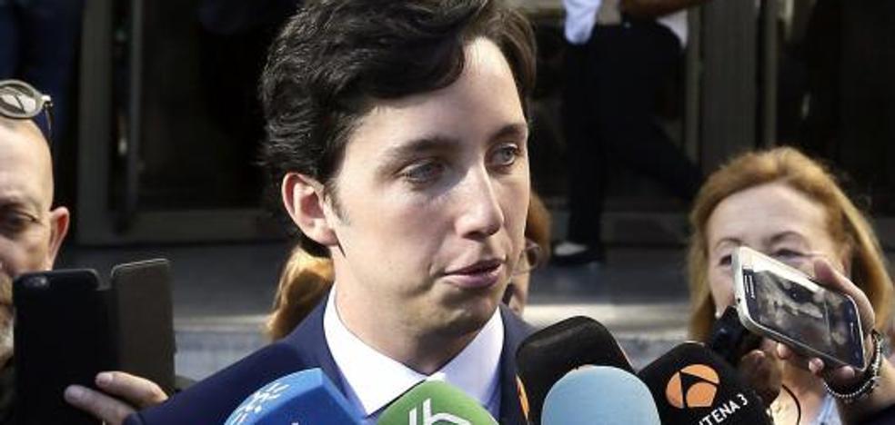 'El pequeño Nicolás' pide perdón al CNI y admite un «trastorno de la personalidad»