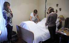 «La hospitalización domiciliaria humaniza la Sanidad»