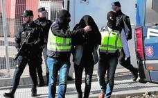 Detenido un joven en Andoain por estar vinculado con el aparato de propaganda del Estado Islámico