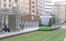 El tranvía atropella a dos menores en Sancho el Sabio