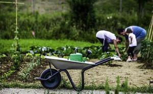 Cáritas cultivará la reinserción en los huertos urbanos de Markina
