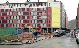 Venden el 92% de los pisos que sustituirán a los bloques derribados de Erandio