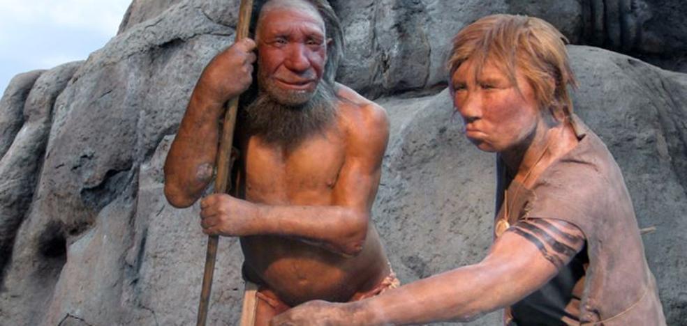 «Los neandertales fueron los que desarrollaron la técnica de conservación de alimentos», según un estudio de la UPV