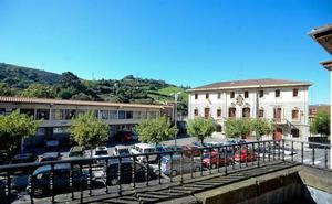 Presentan ocho proyectos para la reforma del Ayuntamiento de Ortuella