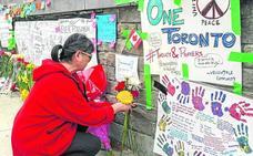 Los amigos del conductor asesino de Toronto: «Era absolutamente inofensivo»
