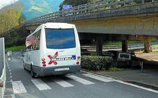 El transporte de Udalbus a Sautsi se verá reforzado con más servicios
