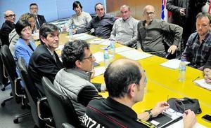 El recelo de los ertzainas deja en el aire el preacuerdo entre Gobierno y sindicatos