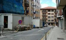 Santurtzi reurbanizará Pedro Icaza por los daños colaterales de las obras de Santa Eulalia