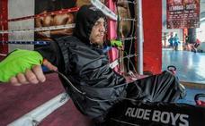 Kerman Lejarraga y su dura pelea por entrar en los 66,7 kilos
