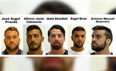 Los miembros de 'La Manada', condenados a 9 años por abuso y no por agresión sexual