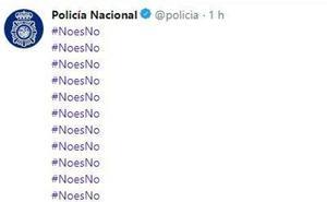El rotundo mensaje de la Policía Nacional tras conocerse la sentencia de 'La Manada'
