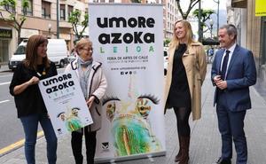 La Umore Azoka sacará una vez más las artes escénicas a las calles de Leioa
