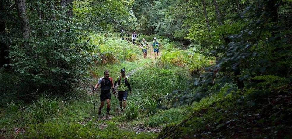 La ultra trail Nafarroa Xtrem estrena mañana en Zubiri el circuito Alpin Ultras 2018