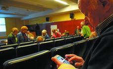 Voluntariado de Izarbide, o el reto de seguir el ritmo de la tecnología