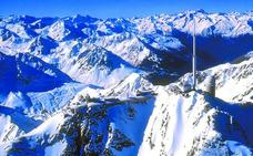 Muere un montañero vasco tras sufrir una caída de cien metros en el Pirineo francés