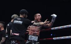 El título mundial puede esperar para Kerman Lejarraga