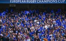 Todo listo en Bilbao para la gran fiesta europea del rugby