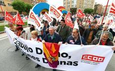 En defensa de salarios, pensiones y mujeres