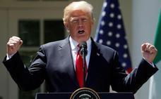 Trump aplaza la guerra del acero