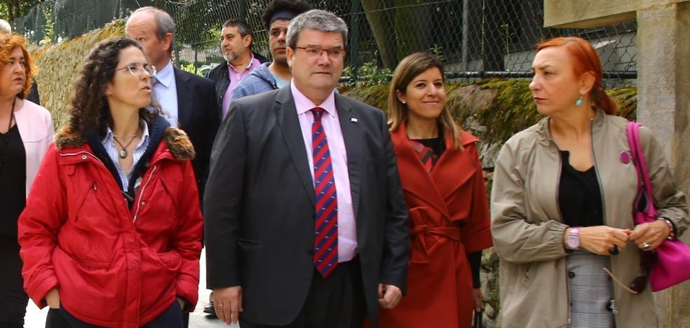 Bilbao mejora el principal acceso a la basílica de Begoña