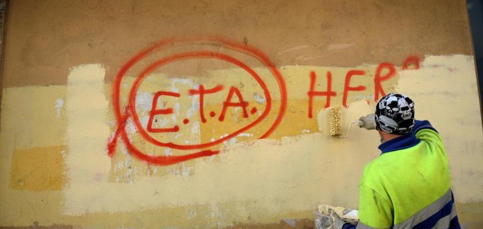 La derrota final de ETA