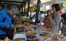 Berango celebra el domingo las bodas de plata de su Feria Agrícola y Artesana